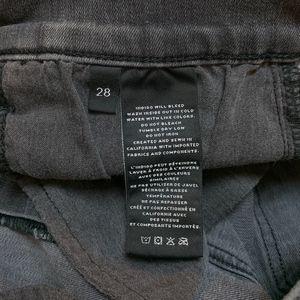 J Brand Jeans - J Brand Maria High Waisted Skinny Zipper Jeans 28